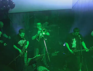 Clockwork Times — Derby Day (Live, 16.01.2015)