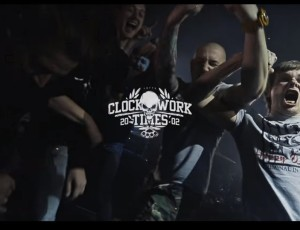 Clockwork Times — Ярче (Official clip)